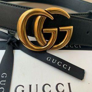 Gucci Buckle G. Women belts. 115